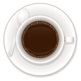 Coffee cup 2 Stock Images