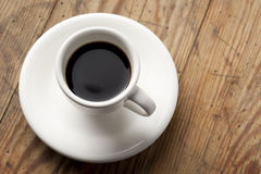 Coffee cup. Royalty Free Stock Photography