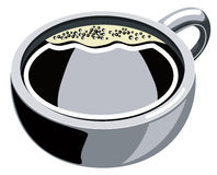 coffee cup απεικόνιση αποθεμάτων