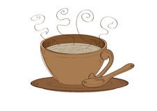 Coffee cup beverage drink Stock Photography