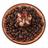 coffee cup chocolate  Stock Photos
