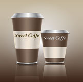 Coffee cup. Coffe cup is a best seller image style and easy use Stock Image