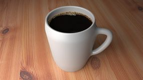 Coffee Cup, Coffee, Cup, Cafe, Foam Stock Photography