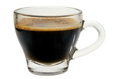 Coffee cup - cup of coffee Royalty Free Stock Image