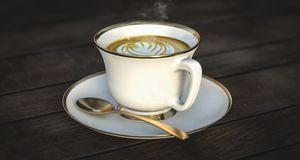Coffee, Cup, Cup Of Coffee Royalty Free Stock Photography