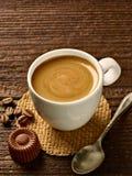 Coffee cup drink espresso cafe mug stock photos