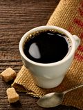 Coffee cup drink espresso cafe mug royalty free stock photography