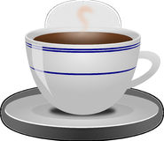 Coffee, Cup, Drink, Food, Hot Royalty Free Stock Image