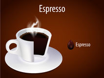 Coffee cup. Espresso Royalty Free Stock Photo
