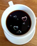 Time for love and coffee, photographed in South Africa