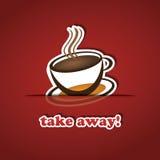 Coffee Cup Icon Stock Photos