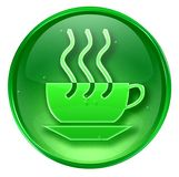 Coffee cup icon. Stock Images