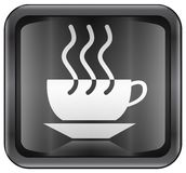 Coffee cup icon Stock Images