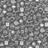 Coffee cup icons Stock Images