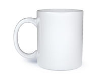 Coffee cup isolated Stock Image