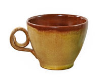 Coffee cup.Isolated. Stock Images