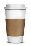 Coffee Cup Isolated royalty free stock images