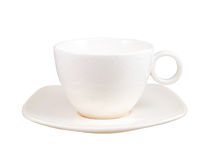 Coffee cup isolated Royalty Free Stock Photography