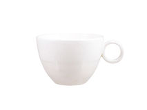 Coffee cup isolated Stock Photography