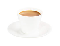 Coffee cup isolated Royalty Free Stock Image