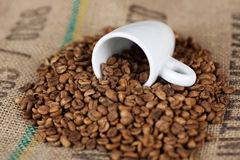 Coffee cup Royalty Free Stock Photography