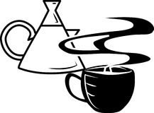 Kettle Steam Cartoon Stock Photos, Images, & Pictures ... Boiling Teapot Clipart