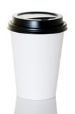 Coffee Cup For The Road Stock Images