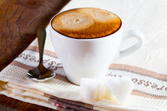 Coffee cup. Royalty Free Stock Images