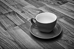Coffee cup set Royalty Free Stock Images