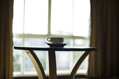 Coffee Cup on The Table Royalty Free Stock Photos