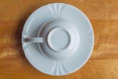 Coffee, cup, table, white, black,  espresso, drink, breakfast, morning, aroma, mu Stock Photo