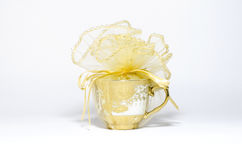 Coffee cup - tea cup souvenir Royalty Free Stock Photo