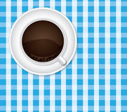 Coffee cup,vector Stock Photography