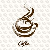Coffee cup vector Stock Photos