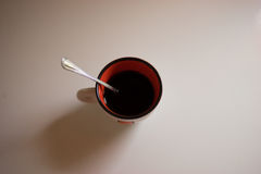 Coffee Cup on a white background Royalty Free Stock Photo