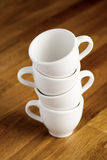 Coffee cups. Royalty Free Stock Photos