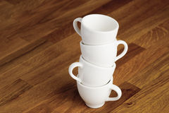 Coffee cups. Royalty Free Stock Photography