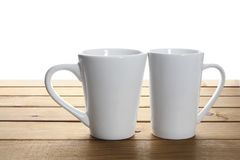 Coffee Cups Stock Image