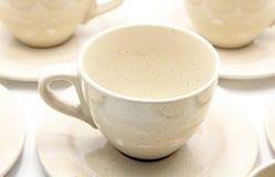 Coffee cups Stock Photo
