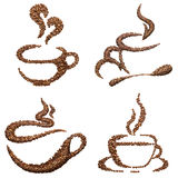 Coffee cups. Stock Photo