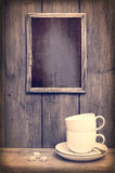 Coffee Cups Royalty Free Stock Image