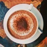 &coffee de la taza Fotografía de archivo