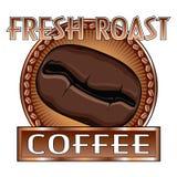 Coffee Design Bean Stock Photo