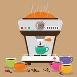 Coffee design. Coffee digital design, vector illustration eps 10 Stock Photo