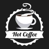 Coffee design Royalty Free Stock Photo