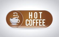 Coffee design Royalty Free Stock Image