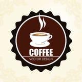 Coffee design Stock Photo