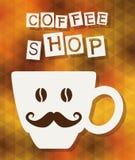 Coffee design. Stock Images