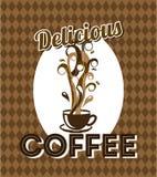 Coffee design Royalty Free Stock Photos