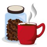 Coffee design. Stock Image